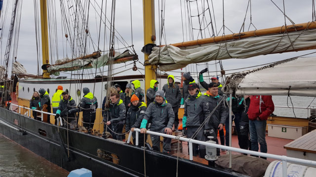 YMI and Vetus Sponsors IVA Driebergen Students' Race of the Classics