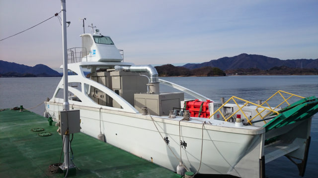 Yanmar Trials New Energy Source in Japan