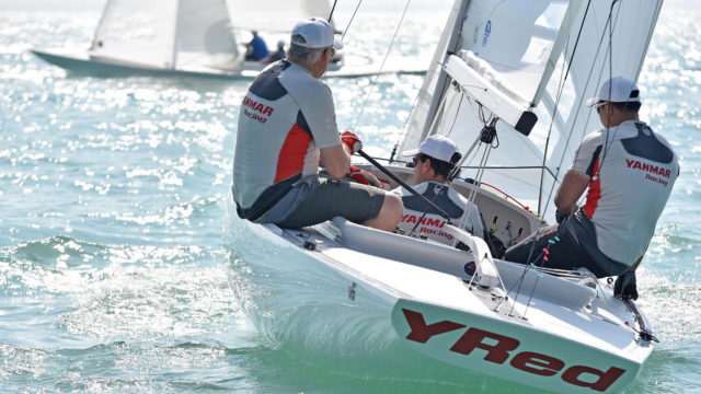 Introducing Yanmar Marine Sport Sponsorship: YANMAR Racing