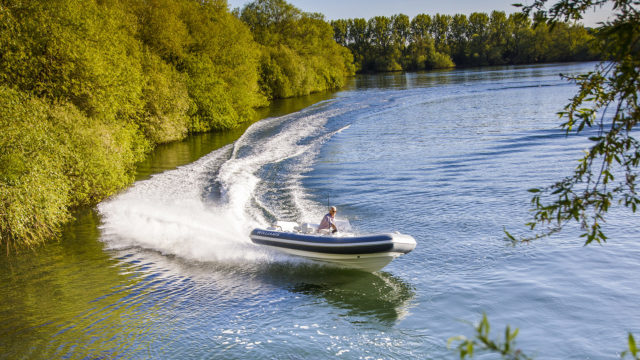 THE MARINE TECHNOLOGY EXPERIENCE<br>Proven by Progress – Williams Jet Tenders –