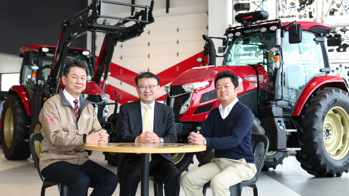 Changing the Future of Agriculture!<br>Researchers, Farmers and Engineers Taking on the Challenge of Robot Tractor Development