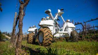 Agri-robotics for a Sustainable Farming Future