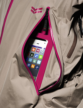 Smartphone Pocket for Easy Access