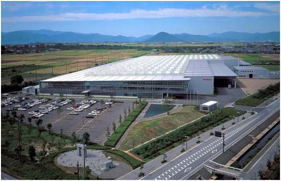 Biwa Factory, Japan