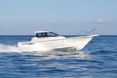 プレジャーフィッシングボート『EX31』