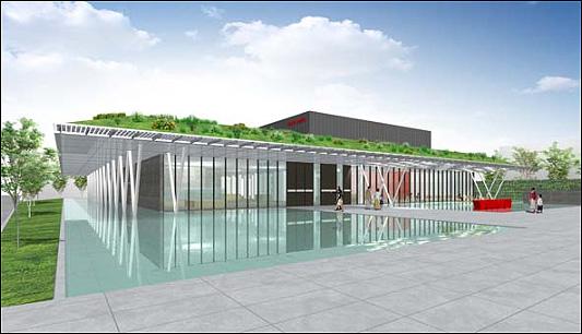建物外観イメージ図