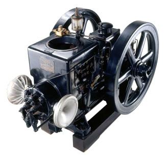 HB形ディーゼルエンジン