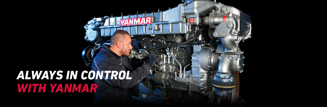 Always in Control with Yanmar