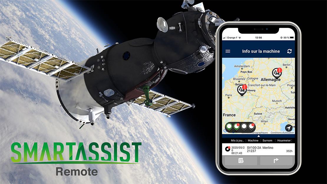 SmartAssist Remote