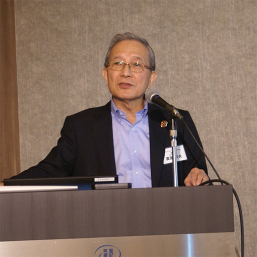 Lecture by Sadao Hirose, a Director of Yanmar Holdings