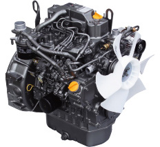 Vertical Water Cooled Diesel Engines|Industrial Engines|YANMAR