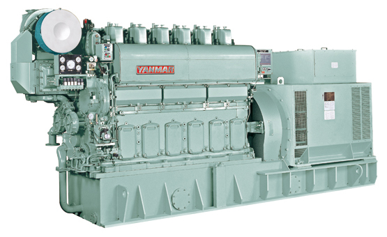 6EY22(A)LW|Auxiliary Engines|Product Concept|Marine