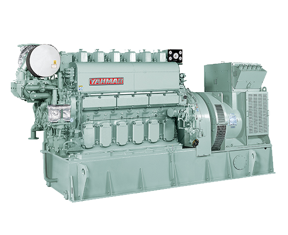 Auxiliary Engines|Product Concept|Marine Commercial|YANMAR Singapore