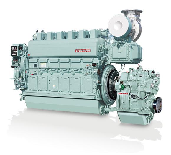 Propulsion Engines (Medium Speed)|Product Concept|Marine