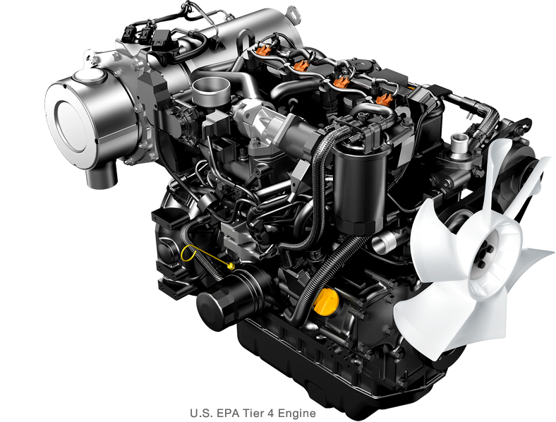 Tier 4 Engine|Technology|YANMAR