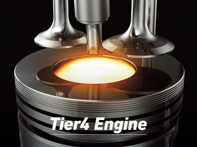 Tier 4 Engine|Technology|YANMAR