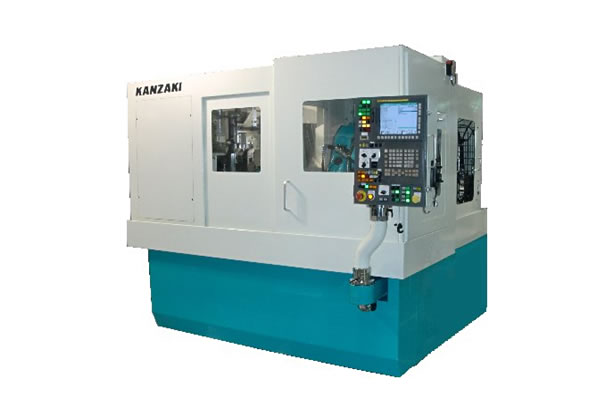 Introduction to Machine Tools Used in Gear Processing~Development
