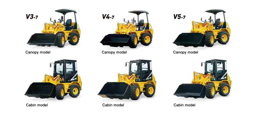 New Wheel Loaders from Yanmar