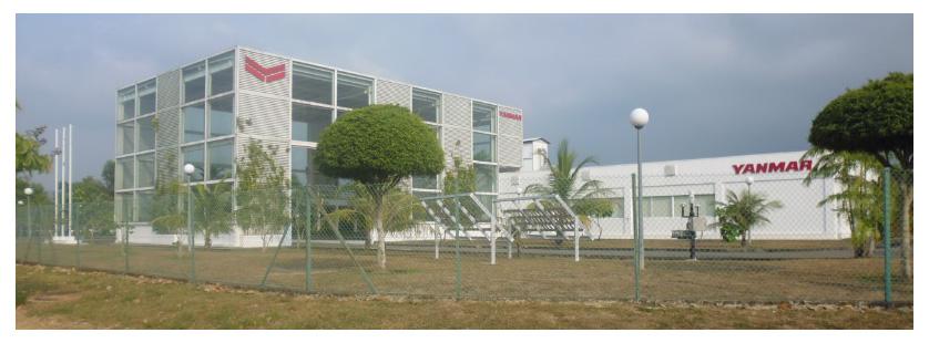 Introduction to Yanmar Kota Kinabalu R&D Center (YKRC