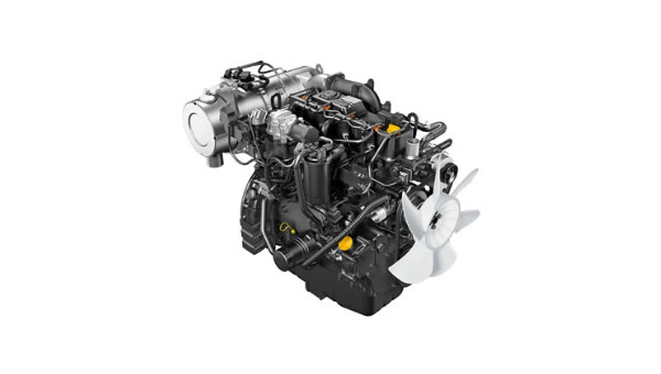 Yanmar Common-rail Engine