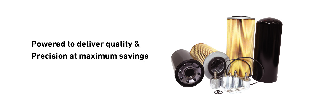Powered to deliver quality & Precision at maximum savings
