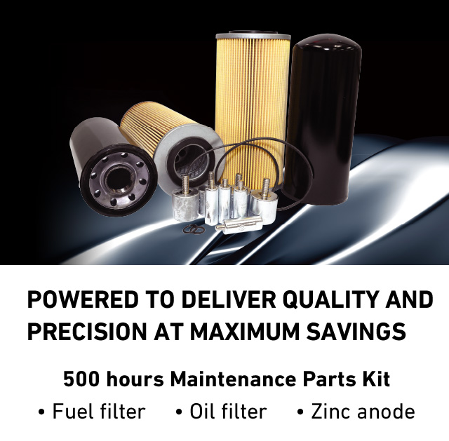 Maintenance Kit|Genuine Parts|YANMAR Singapore