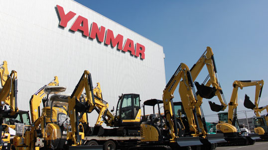 YANMAR CONSTRUCTION EQUIPMENT CO., LTD.