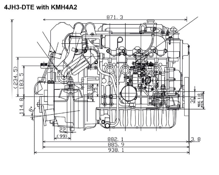 4JH3-DTE with KMH4A2
