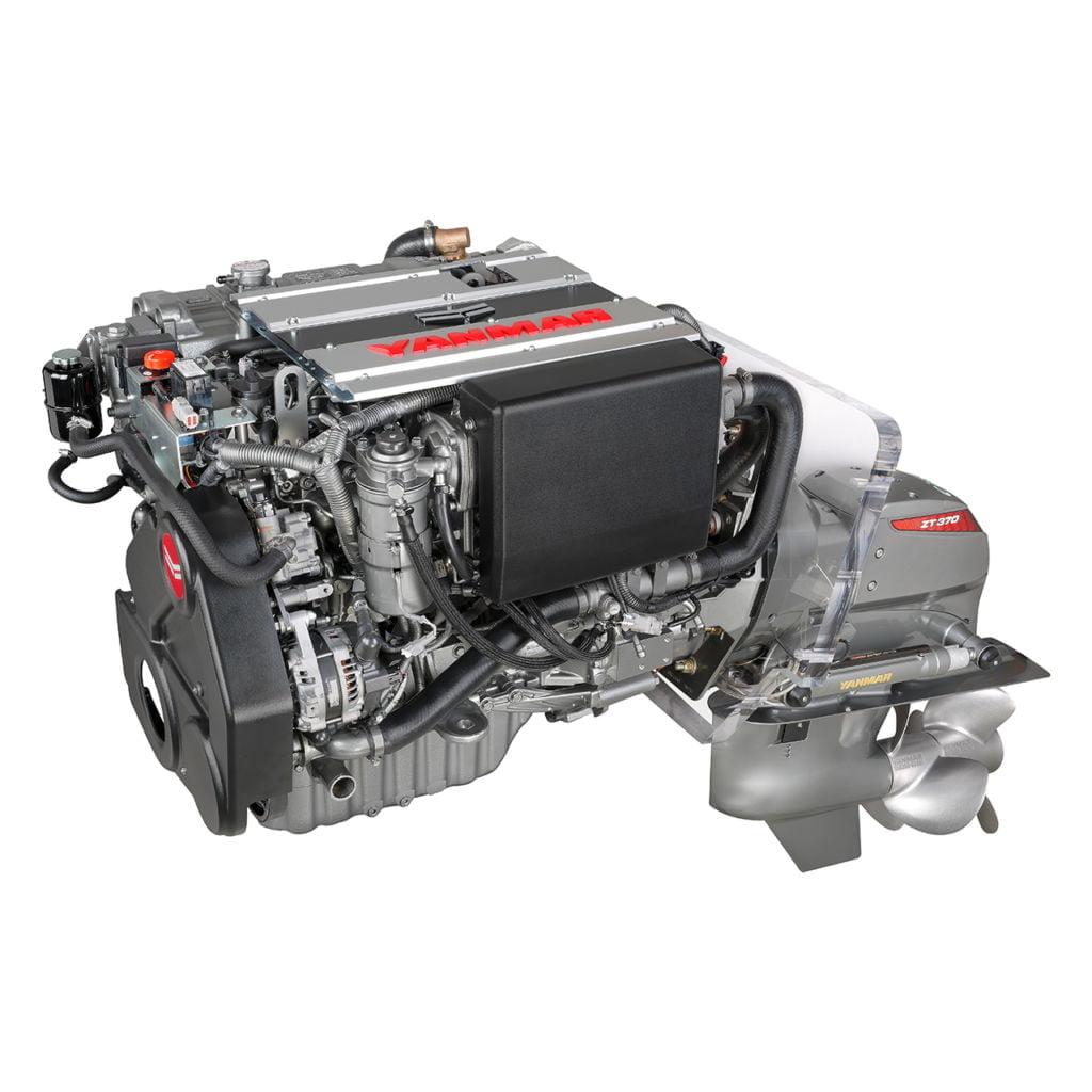 4LV250 sterndrive