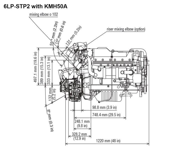 6LPA-STP2 with KMH50A
