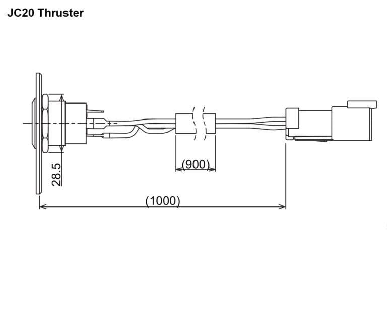 JC20 thruster