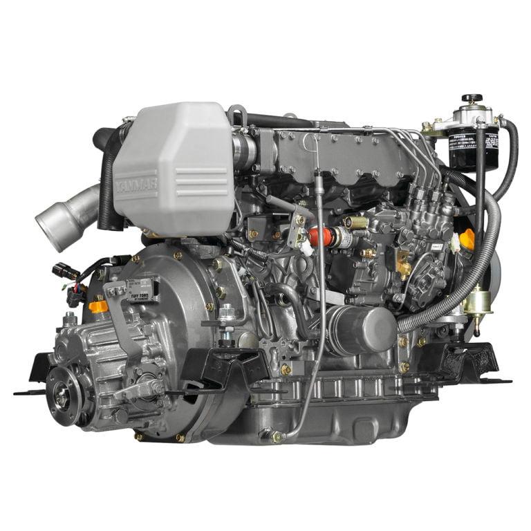 4JH5E back engine