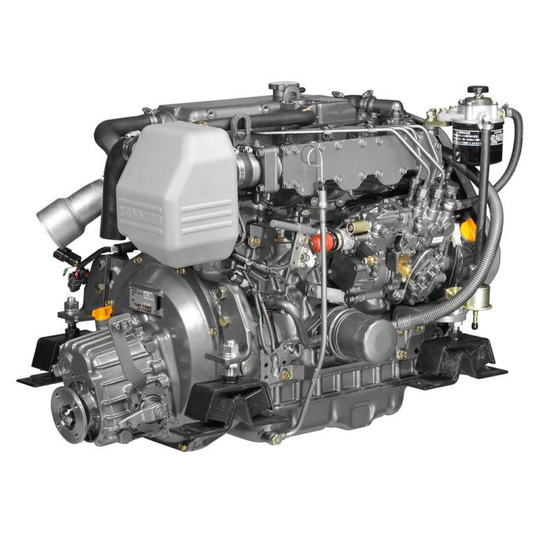 4JH5E back top engine