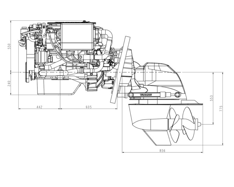 4LV ZT370 right side drawings