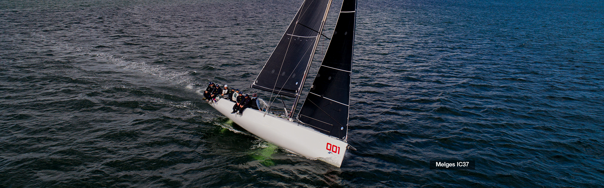 YMI Engines Melges iC37
