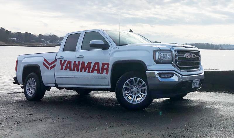 YMI Service Dealer truck