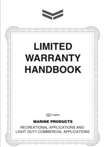 YMI Warranty Handbook - EN