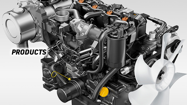 Vertical Water Cooled Diesel Engines|Industrial Engines|YANMAR