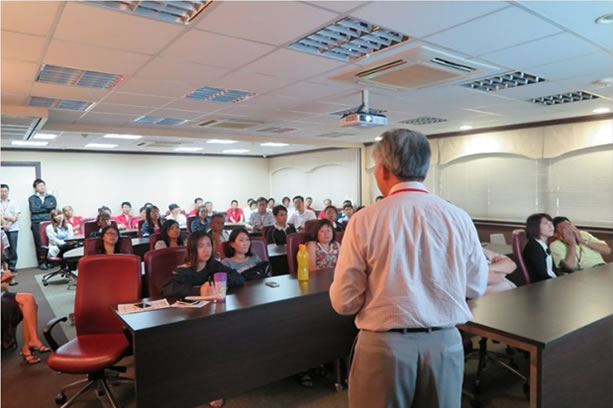 YASC HOSTS FIRST EVER TOWN HALL MEETING FOR ALL EMPLOYEES