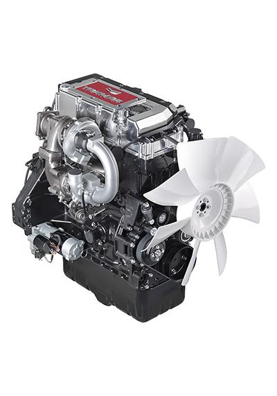 Yanmar Introduces Two High-Power Industrial Diesel Engines