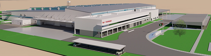 Yanmar Establishes New Industrial Engine Plant in India|2019|News