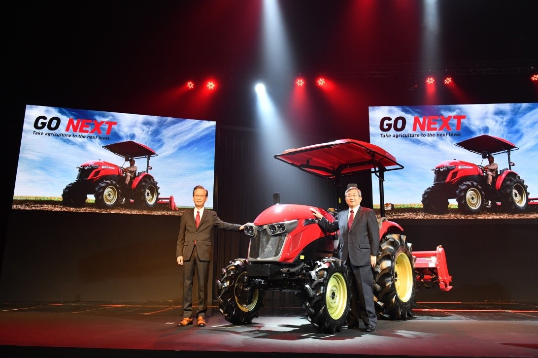 The All-New Yanmar YM Tractor, A Host of Innovations and New