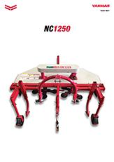 NC1250 - 마늘 줄기 절단기