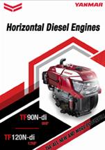 Horizontal Diesel Engine