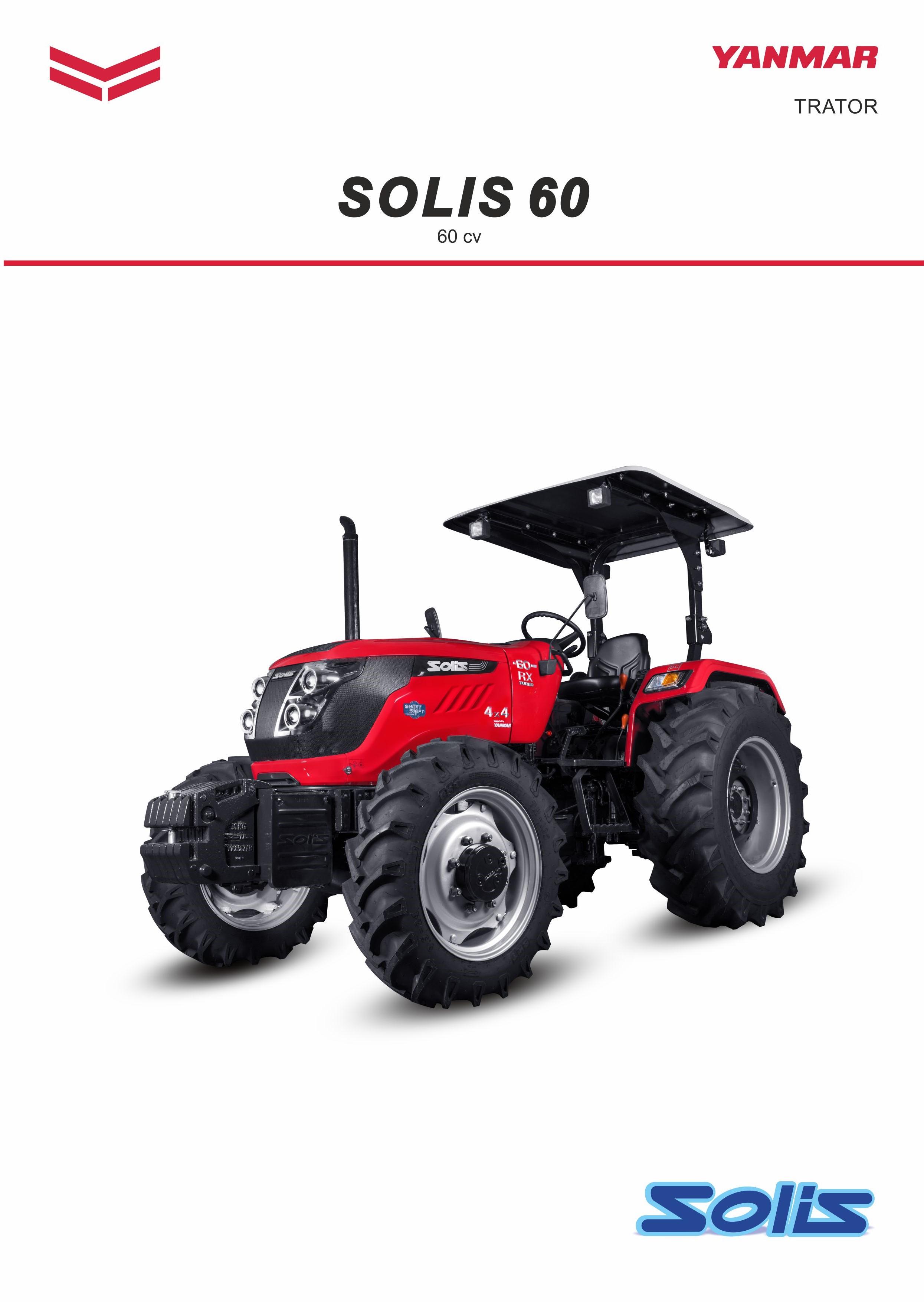 Solis 60 - Facelift