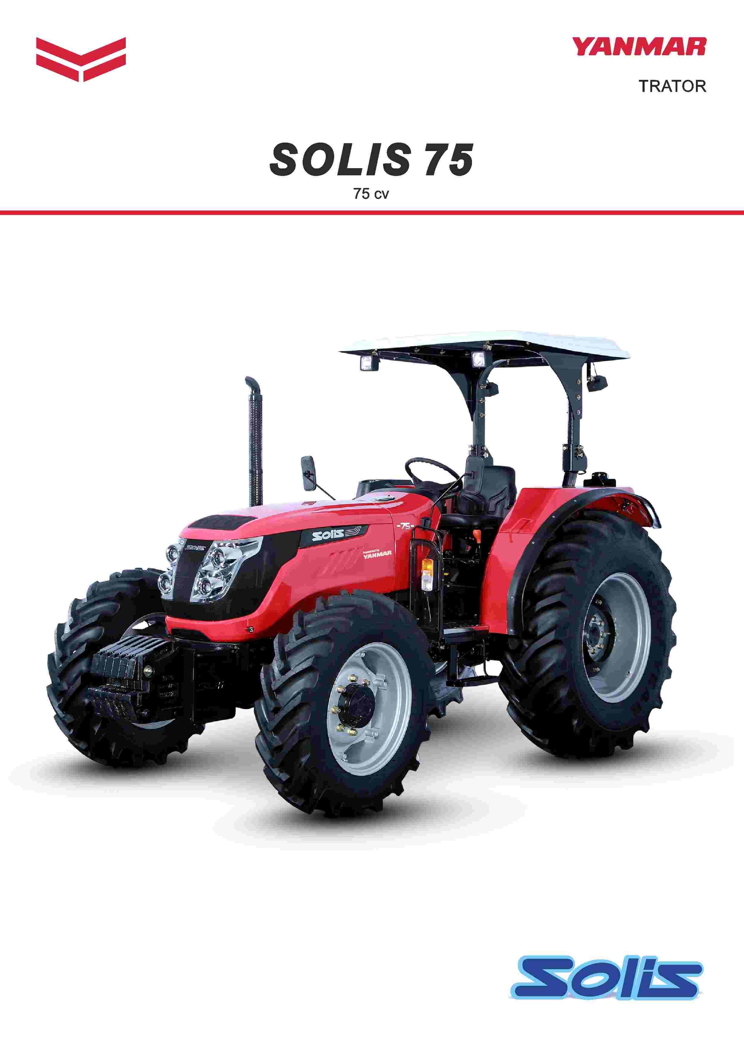 Solis 75 - Facelift