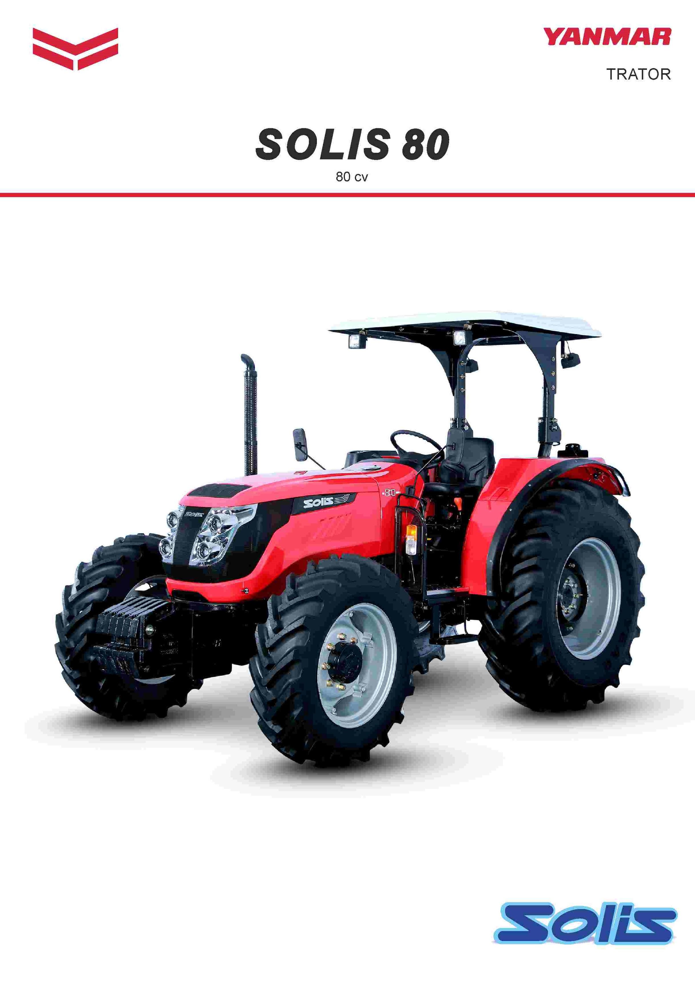 Solis 80 - Facelift