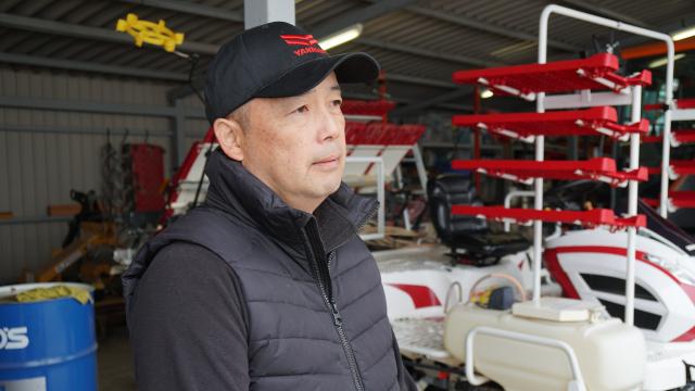 ITの活用にも長けておられ、積極的に先進的な取り組みを行っておられる橋本さん。