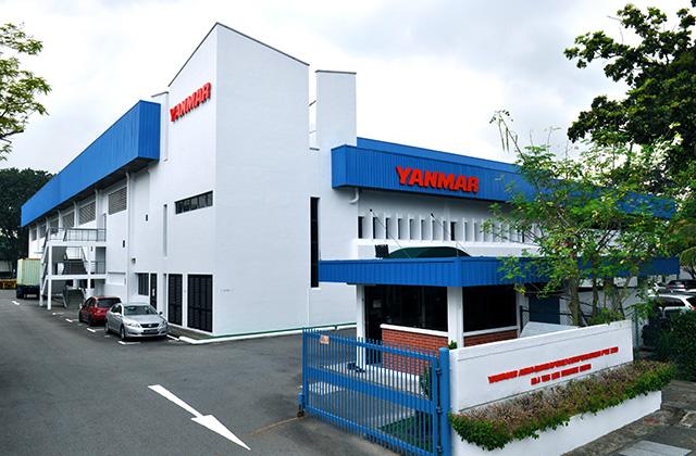 Company Profile|group Companies|about Yanmar|yanmar Singapore