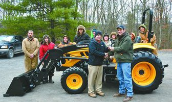 Pennsylvania Non-Profit Organization Receives Tractor Donation from YANMAR Agriculture Equipment